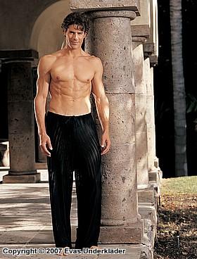 transparenta trosor plus size underkläder